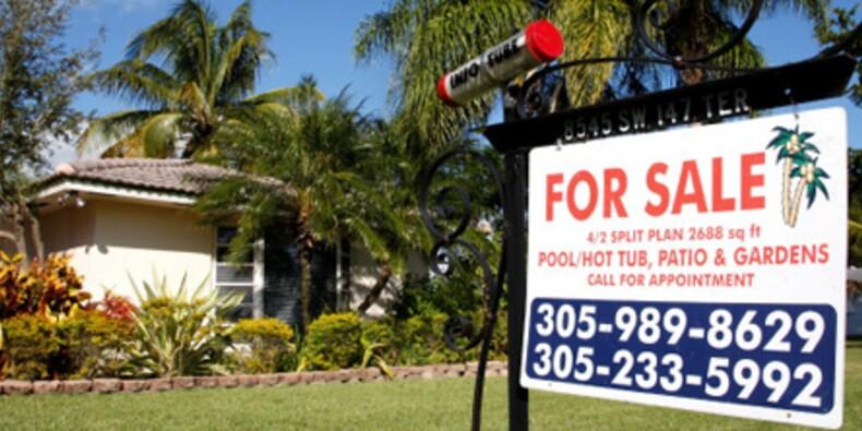 Les saisies de logements atteignent de nouveaux records aux Etats-Unis