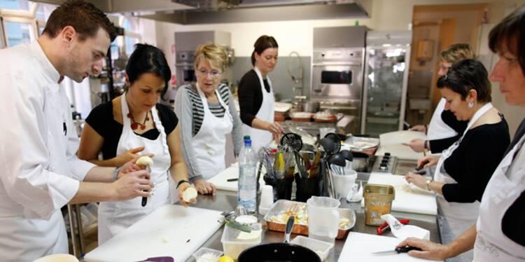 Les cours de cuisine méritent-ils leur succès?