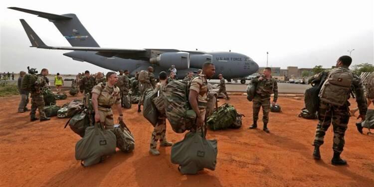 La France pourrait déployer plus de 3.000 hommes au Mali