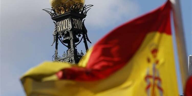 Nouvelle hausse des créances douteuses en Espagne en octobre
