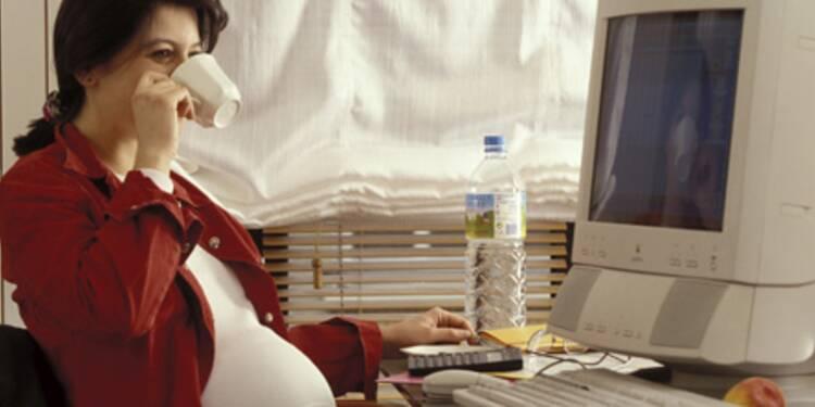 En 2010, la grossesse reste un handicap dans sa vie professionnelle