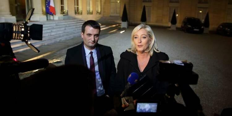 10% de proportionnelle, une aumône, estime Marine Le Pen