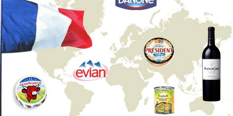 """Les labels de la bonne bouffe """"made in France"""""""