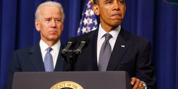 Obama dévoile son plan de lutte contre les armes à feu