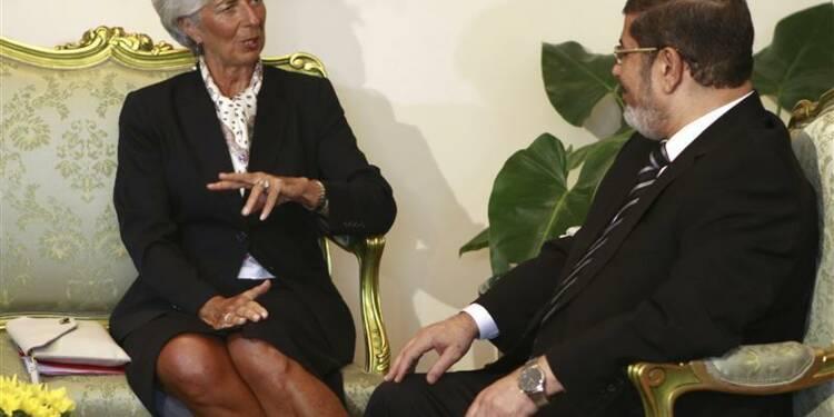 Le FMI reporte l'octroi d'un prêt à l'Egypte