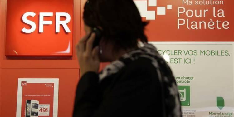 SFR se lance dans la bataille de la 4G à Lyon