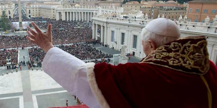 Pour Noël, le pape invite à la paix en Syrie et en Afrique