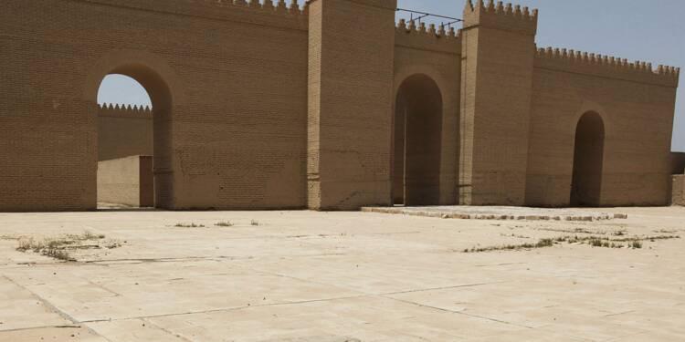 La Mésopotamie, de 3800 à 1600 avant JC :  Sa prospérité reposait  avant tout sur l'import-export