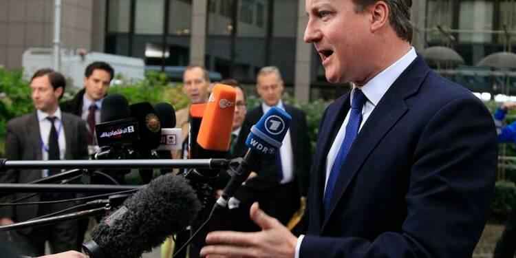Cameron veut des coupes supplémentaires dans le budget de l'Union européenne