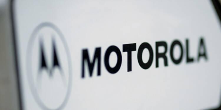 Les ventes de Motorola s'écroulent, les pertes s'envolent