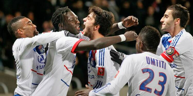 Ligue 1: Lyon bat Montpellier 1-0, encore grâce à Gomis