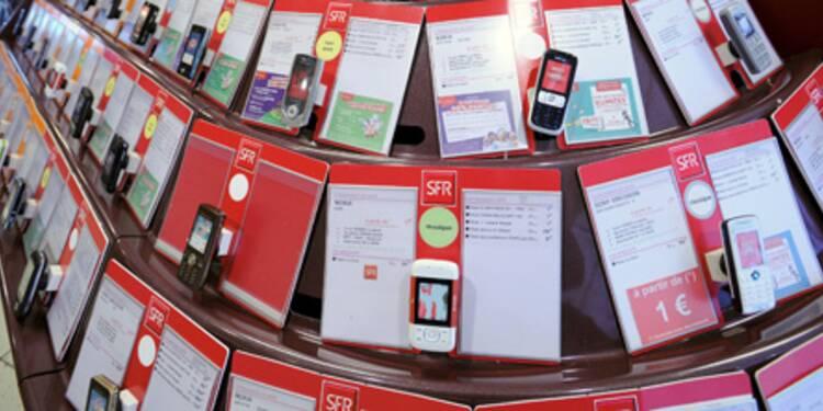 Les smartphones résistent à la chute des ventes de téléphones portables