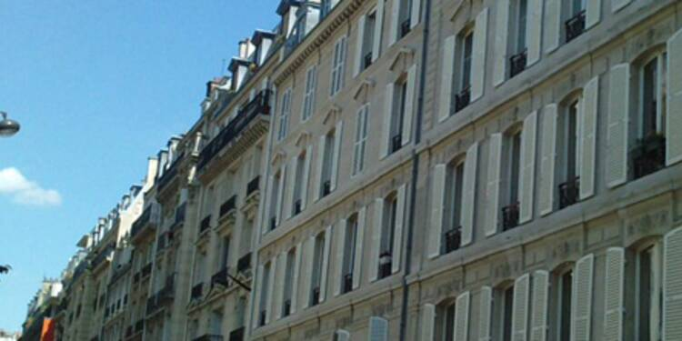 Crise de l'immobilier : l'exception parisienne