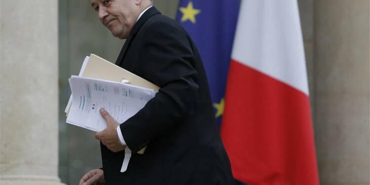 Paris recevra un soutien américain au Mali