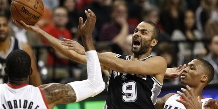 NBA: Joakim Noah et Tony Parker choisis pour le All Star Game