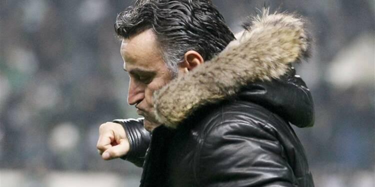 Ligue 1: Saint-Etienne laisse passer sa chance à Ajaccio