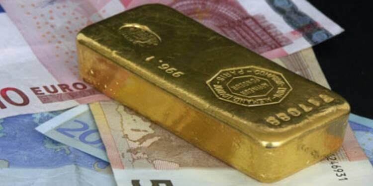 Le CAC 40 s'offre du répit, l'once d'or poursuit sa glissade