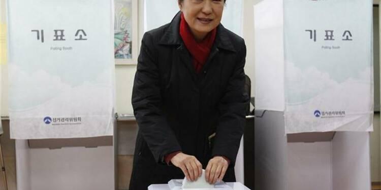 Park Geun-hye donnée gagnante de la présidentielle sud-coréenne