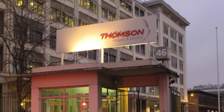 Mauvaises nouvelles en série pour Thomson, le titre corrige