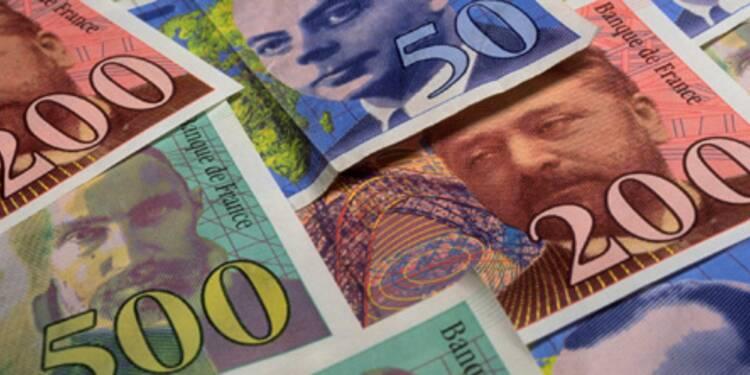 Plus que deux ans pour échanger vos vieux francs
