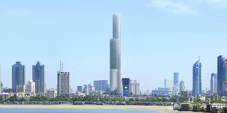 Bombay va accueillir la plus haute tour résidentielle du monde