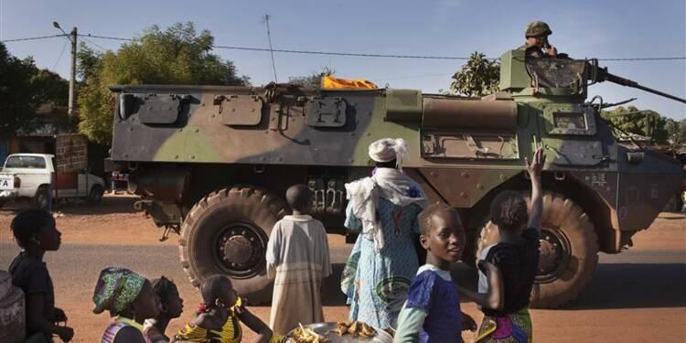 Une majorité de Français font confiance à Hollande au Mali