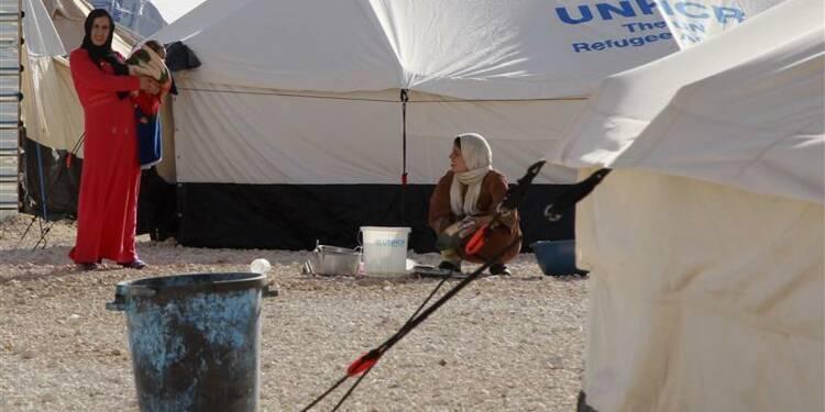Le HCR recense plus de 500.000 réfugiés syriens
