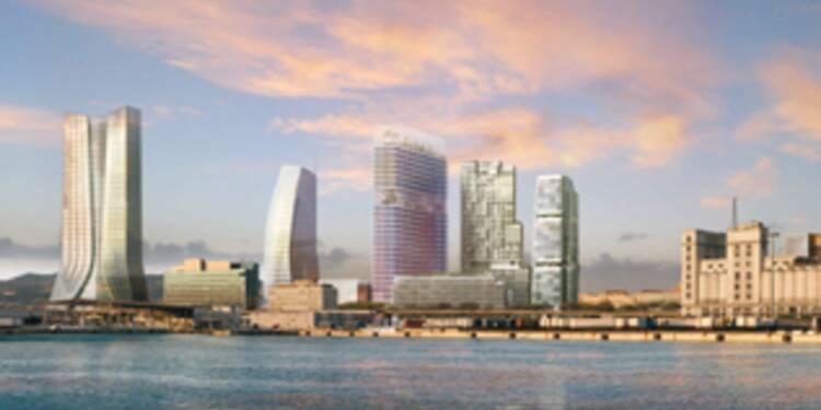 Marseille voit haut pour ses futurs logements