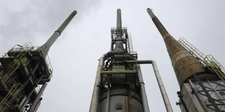 La raffinerie Petroplus de Rouen mise progressivement à l'arrêt