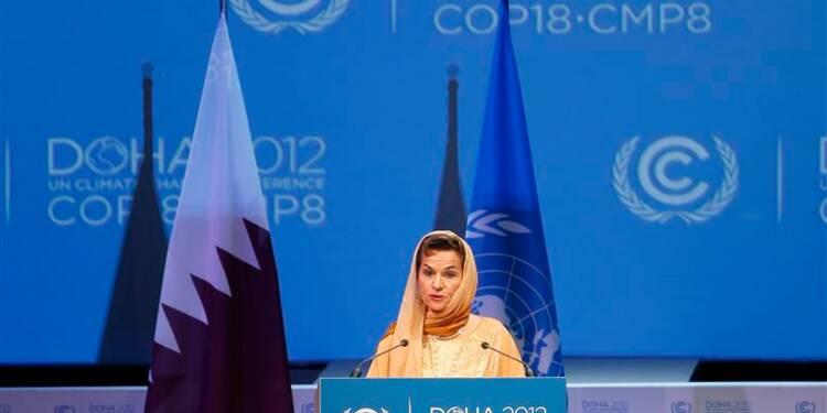 Aucune percée attendue sur le climat au Qatar