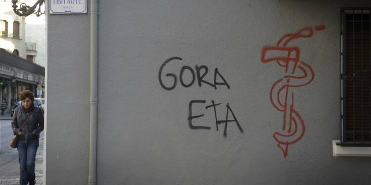 Les Basques de l'ETA veulent discuter avec Madrid et Paris