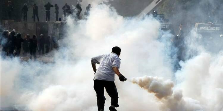 Mohamed Morsi se dit prêt au dialogue en Egypte