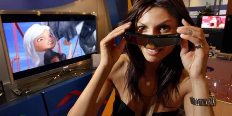 Les ventes de téléviseurs battent des records en France