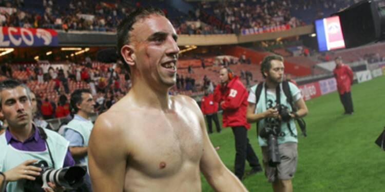 #Exclusif :# Franck Ribéry exige des excuses de Corsair qui évoque l'affaire Zahia