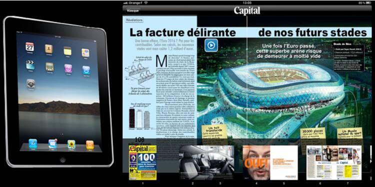 Le dernier Capital enfin disponible sur l'iPad
