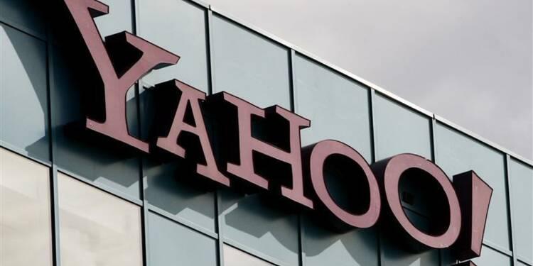 Le service de messagerie électronique de Yahoo fait peau neuve