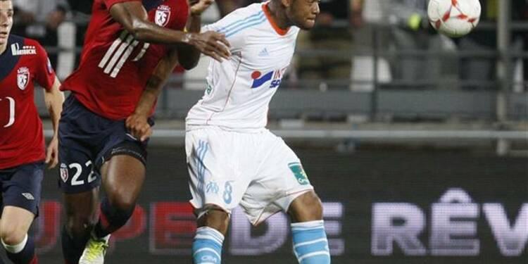 Ligue 1: le PSG et l'OM tirent leur épingle du jeu