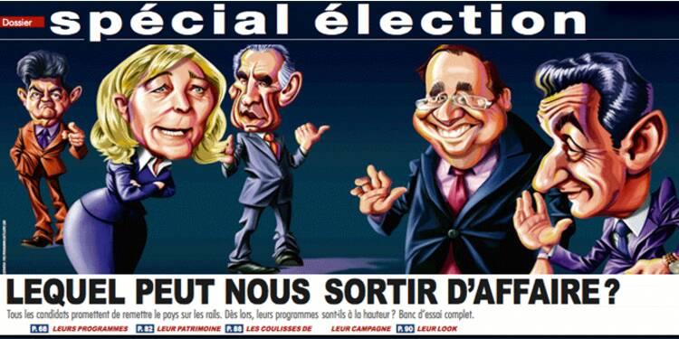Election présidentielle : quel candidat peut nous sortir d'affaire ?