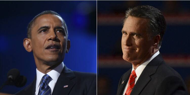 Elections américaines : le match Obama-Romney en direct