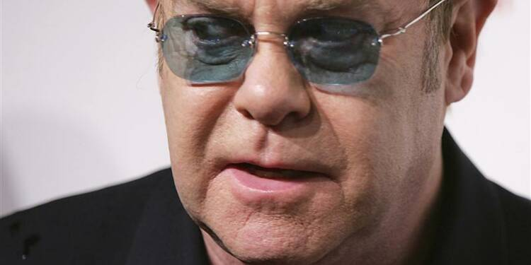 Le chanteur britannique Elton John papa pour la seconde fois