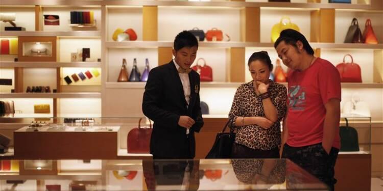 Le secteur du luxe sera légèrement impacté par la crise en 2013