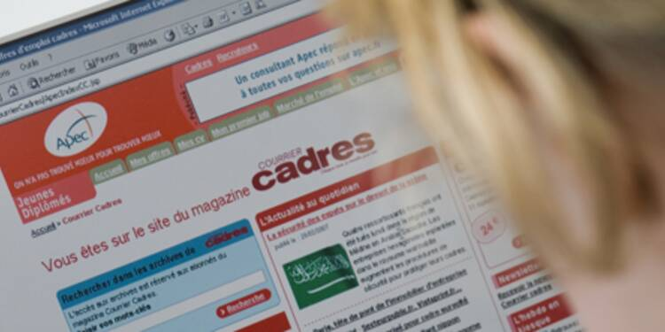 Chute des offres d'emploi pour les cadres en 2009