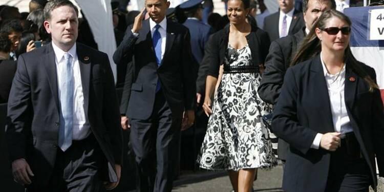 """Le """"mur budgétaire"""" écourte les vacances de Barack Obama"""