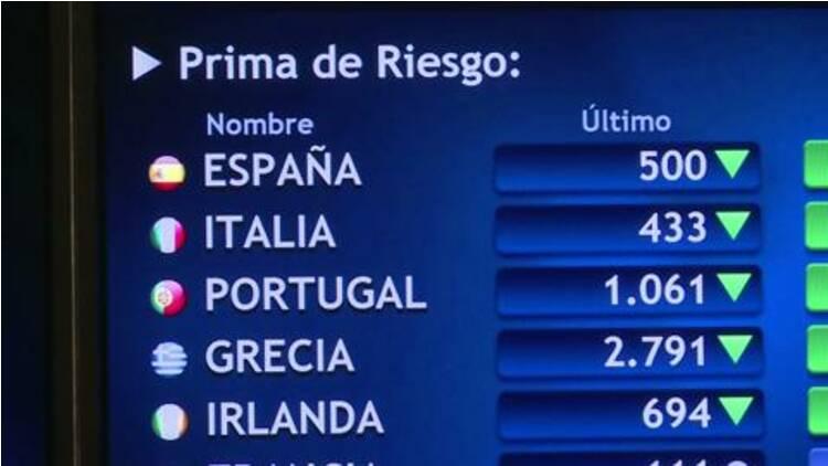 L'Espagne sous tension avant une émission obligataire test