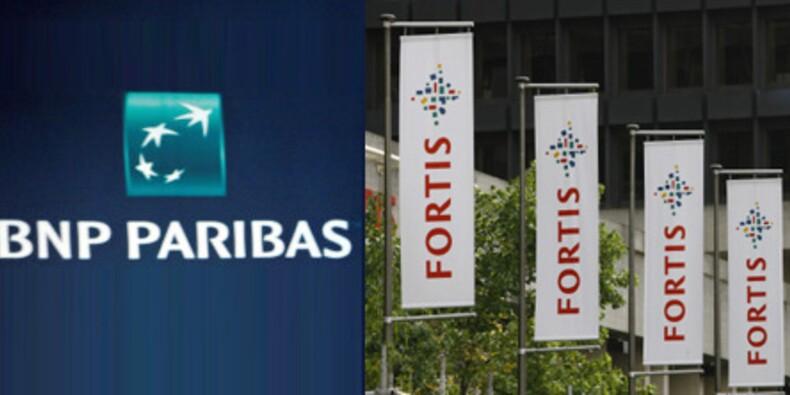 L'AG de Fortis se prononce en faveur de l'adossement à BNP Paribas
