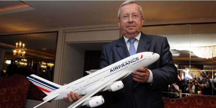 Pierre-Henri Gourgeon, DG d'Air France-KLM