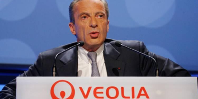 Veolia intensifie ses réductions de coûts et les cessions d'actifs