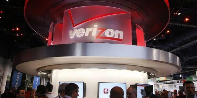 Verizon affiche une perte de près de 2 milliards de dollars