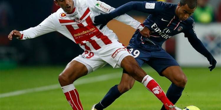 Ligue 1: Saint-Etienne tenu en échec par Toulouse