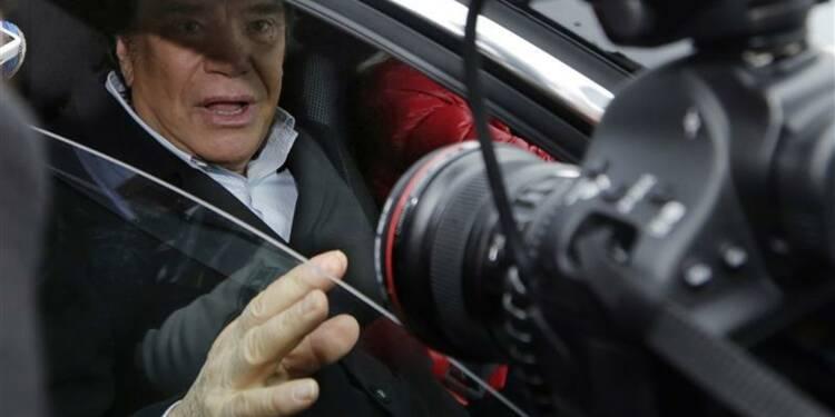 Bernard Tapie s'en prend à Arnaud Montebourg